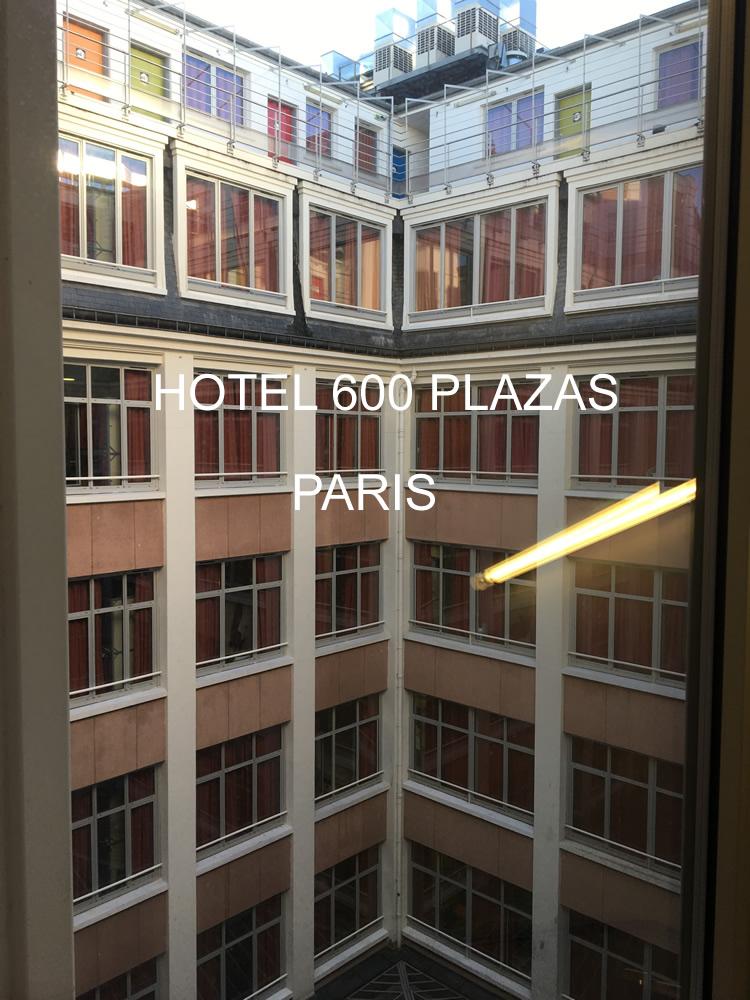 Habitación de hotel low-cost