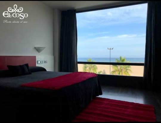 Cortinas Hotel el Coso