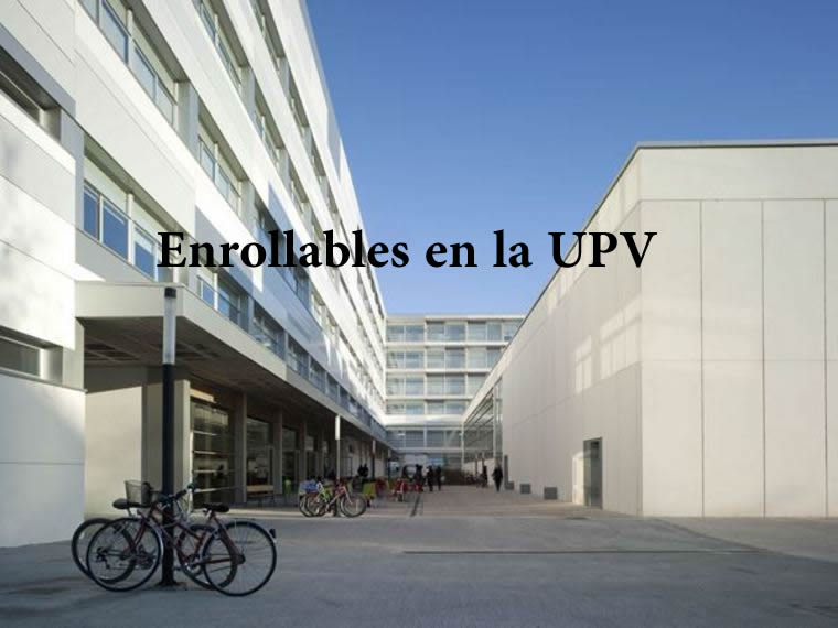Enrollables UPV